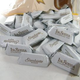 Giandujotti Chocolate branco
