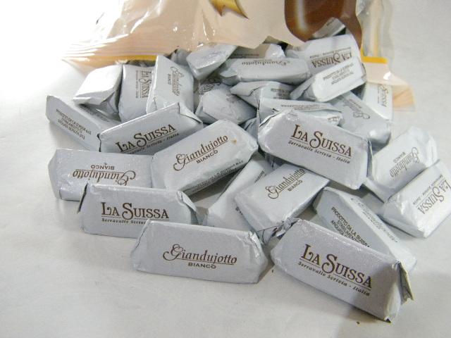 Giandujotti Chocolate branco